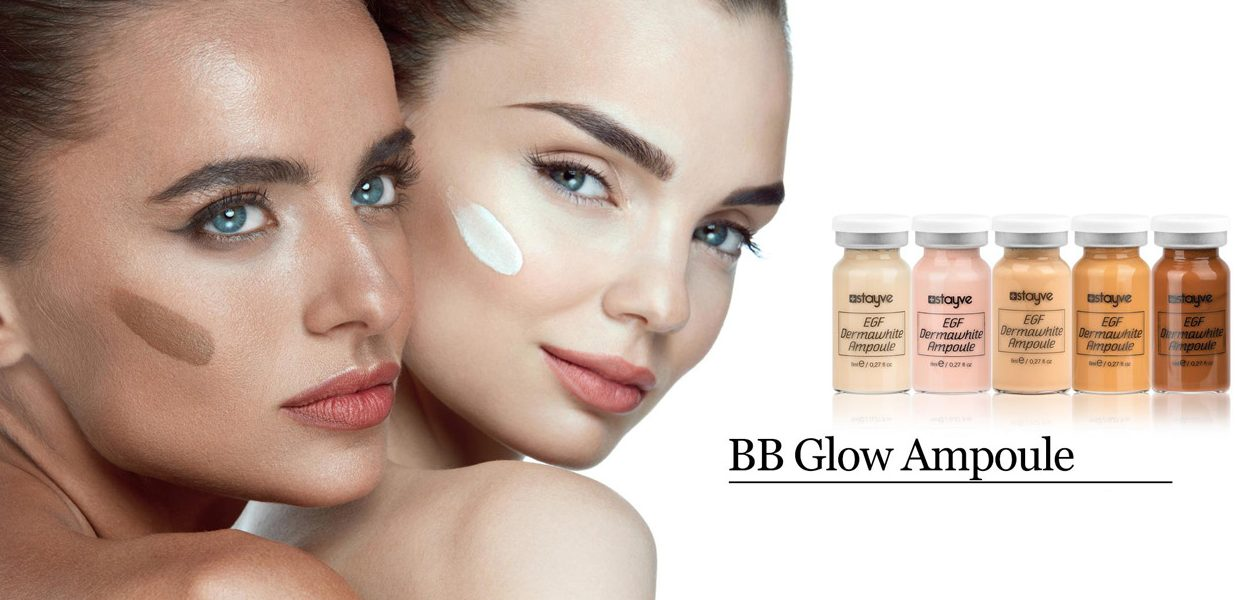 BB-glow och microneedling